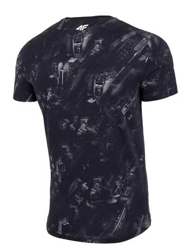 4F MĘSKA KOSZULKA T-SHIRT L21 TSM017 > XXL 10595916509 Odzież Męska T-shirty VC YITNVC-8