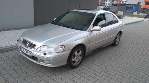 Honda Accord VI Sedan 1.8 i 136KM 2000
