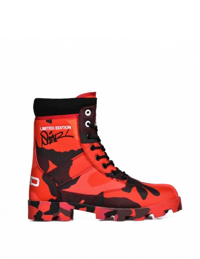 Buty DOUBLE RED Red Hell SEPAR Edition rozm.45