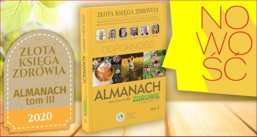 Almanach Tom 3 Miesiecznika Zdrowie Bez Lekow 96 40 Zl Allegro Pl Raty 0 Darmowa Dostawa Ze Smart Lublin Stan Nowy Id Oferty 9932548679