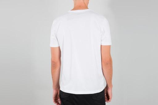 ALPHA INDUSTRIES BASIC 10050109 KOSZULKA MĘSKA 9697911815 Odzież Męska T-shirty RS TGAMRS-4