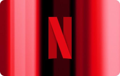 Netflix Karta 60 PLN kod prepaid doładowanie