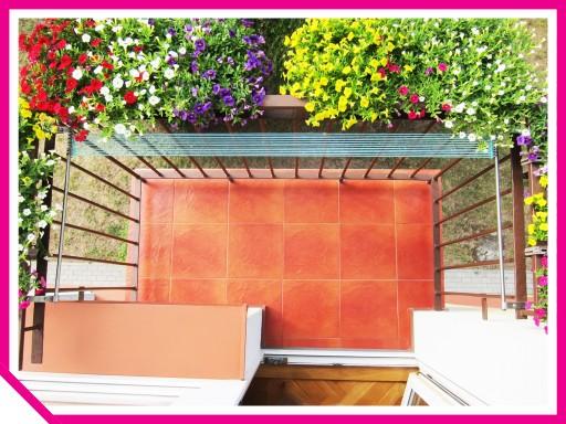 Suszarka na pranie balkon | KOMPLET DŁUGICH ŚRUB