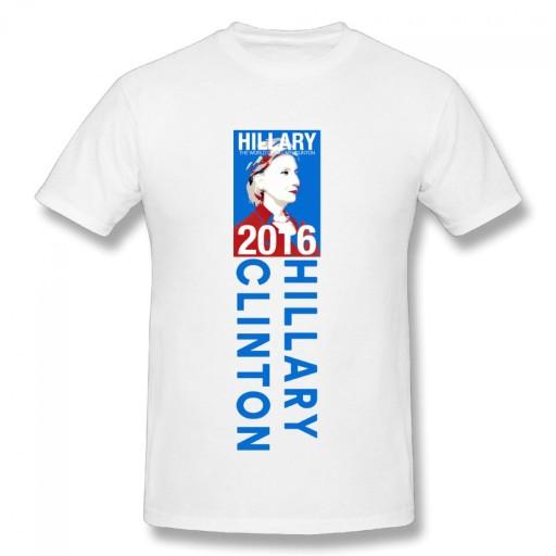 world of hillary clinton meski podkoszulek t-shirt 10676004033 Odzież Męska T-shirty HJ WKUKHJ-2