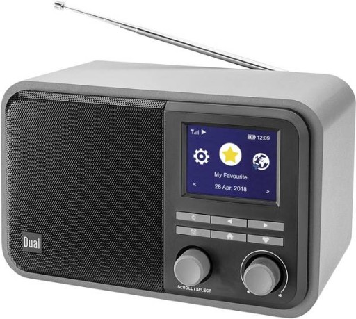 PRZENOŚNE RADIO INTERNETOWE WIFI DAB+ FM BLUETOOTH