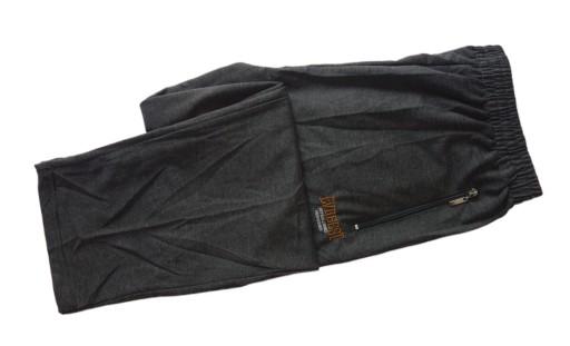 SPODNIE DRESOWE MĘSKIE CIENKIE DUŻE 5XL 10542040337 Odzież Męska Spodnie QW QXGWQW-7