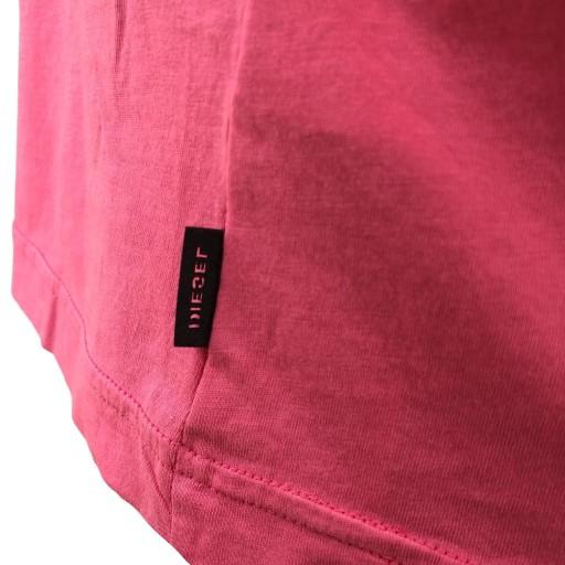 T-Shirt Diesel T-CERECK 0GARY 39G L 10139685883 Odzież Męska T-shirty ZN VIYPZN-2
