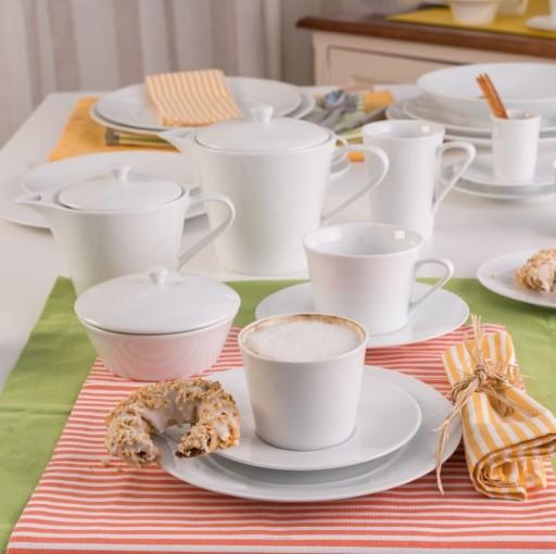 VILLA ITALIA CENTRO CLASSIC Serwis do kawy na 6os