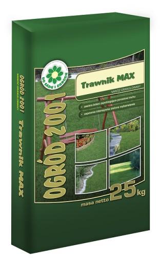 Nawoz Trawnik Max 25kg Mocny Nawoz Do Trawy Azot 7252604003 Allegro Pl