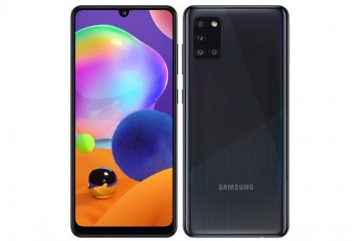 Samsung Galaxy A31 4 64gb Dualsim Nfc Lte Czarny 9560775124 Sklep Internetowy Agd Rtv Telefony Laptopy Allegro Pl