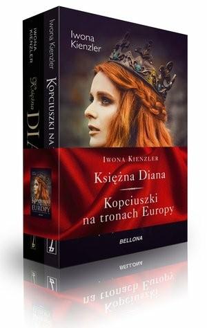 Pakiet: Księżna Diana / Kopciuszki na tronach