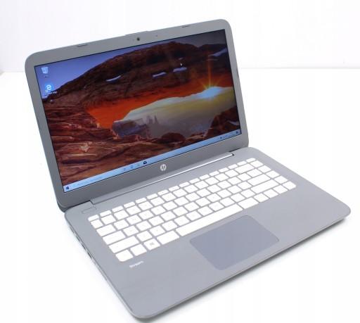 Ноутбук HP Stream - 14-ax055sa N3060 4GB 32GB W10