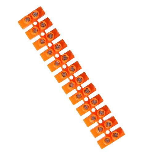 Listwa zaciskowa 12 x 2.5mm termoplastyczna
