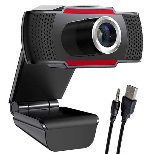 Kamera Tracer HDWEB008 mikrofon regulacja ostrości