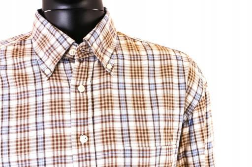 S GANT Koszula Męska Bawełna Krata Regular roz XL 10108196788 Odzież Męska Koszule MA UYSGMA-6