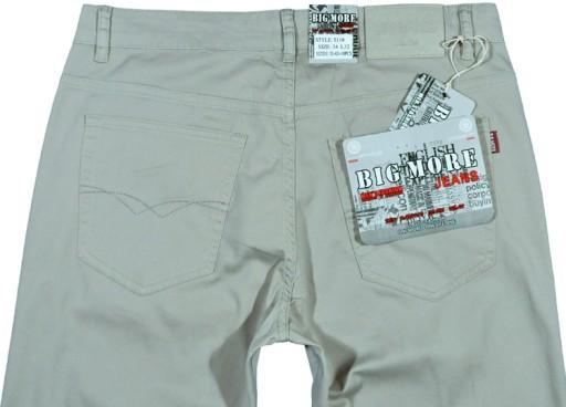 Spodnie męskie letnie Big More 511 L32 94/36 9382998946 Odzież Męska Spodnie DQ MUCTDQ-6