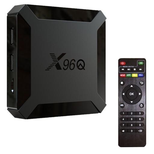 Przystawka Smart Tv Box X96q 2 16 Netflix Android 9661955043 Sklep Internetowy Agd Rtv Telefony Laptopy Allegro Pl