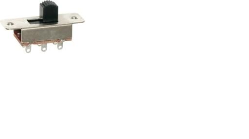 Włącznik suwakowy duży KBB70-2P2W (598)