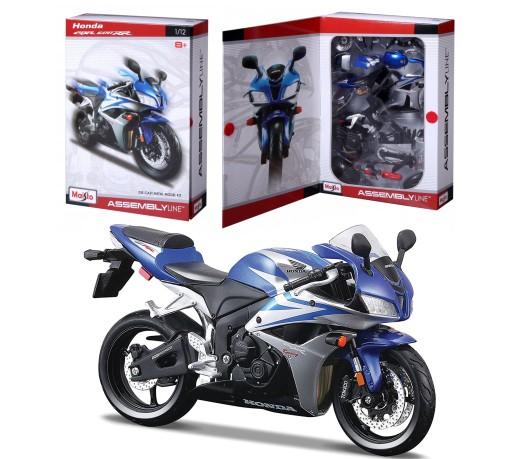 Honda Cbr 600rr Model Motocykl Do Skladania 1 12 9949701676 Allegro Pl