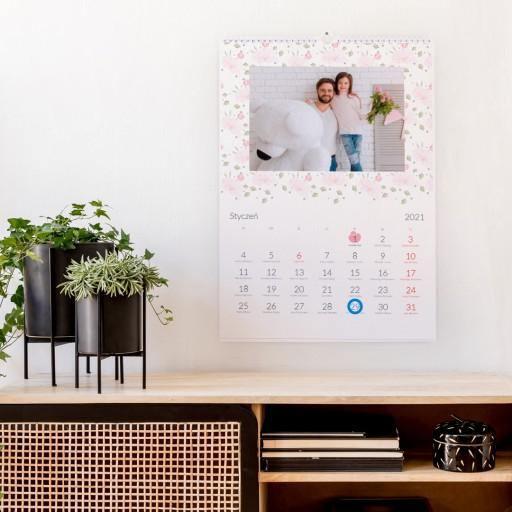 Фото-календарь-XL НАСТЕННЫЙ КАЛЕНДАРЬ большого формата