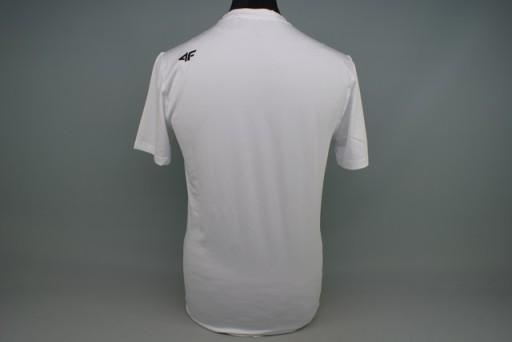 MĘSKA KOSZULKA SPORTOWA 4F TRENINGOWY T-SHIRT 10022174489 Odzież Męska T-shirty PK ICDIPK-4