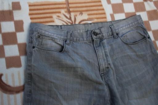 Spodnie męskie jeans ZARA MAN rozmiar 44 10697621692 Odzież Męska Spodnie PR LYRGPR-1