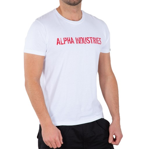 ALPHA INDUSTRIES RBF MOTO 11651209 KOSZULKA MĘSKA 10458812426 Odzież Męska T-shirty KM FPENKM-5