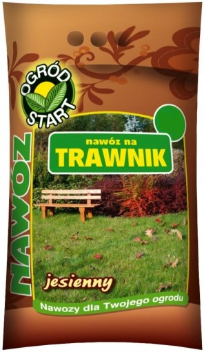 Nawoz Do Trawnika Trawy Jesienny 25kg Na Trawnik 9473711893 Allegro Pl