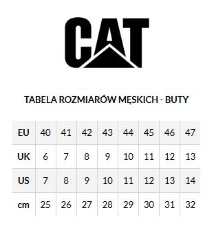 CATERPILLAR CAT Handson Buty Sneakersy Męskie 40 8510771252 Obuwie Męskie Męskie PK HWIKPK-1