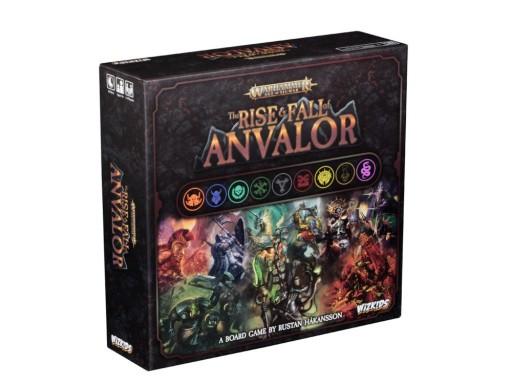Warhammer AoS The Ride & Fall of Anvalor ENWiz