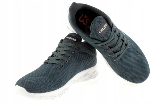 Kappa Pauto 242855/6710 buty bardzo lekkie r 43 10752896154 Obuwie Męskie Męskie OZ GSMMOZ-8