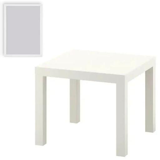 IKEA stolik LACK biały 55x55cm kawowy do salonu