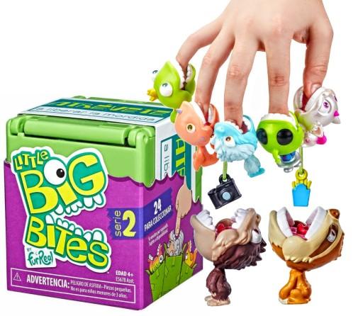 MINI FIGURKI LITTLE BIG BITES SERIA 2 MYSTERY BOX