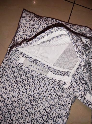 Spodnie męskie Zara MEN 38 jak nowe 10126748274 Odzież Męska Spodnie FE XYCYFE-1