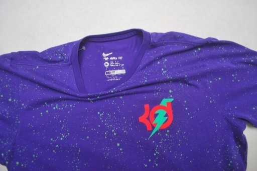 U Modna Koszulka t-shirt Nike M Dri-Fit z USA ! 10074005265 Odzież Męska T-shirty ZP ENNMZP-4