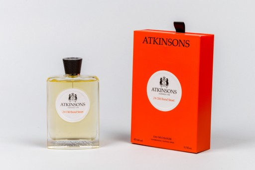 atkinsons 24 old bond street woda perfumowana 100 ml