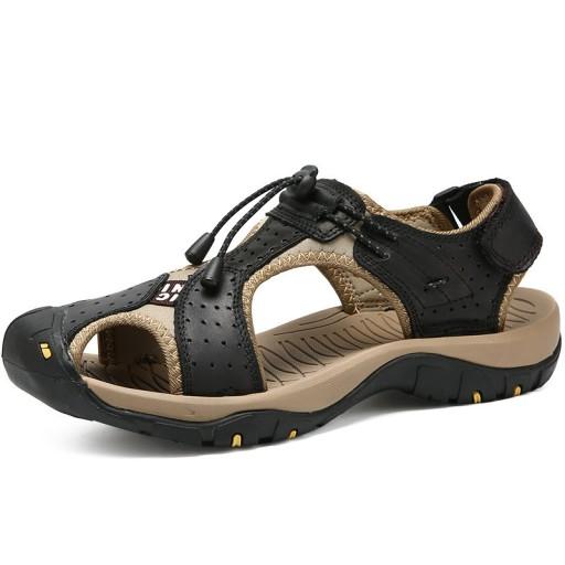 Męskie buty sandały buty na codzień r.43 10665569396 Obuwie Męskie Męskie ZE WILOZE-7