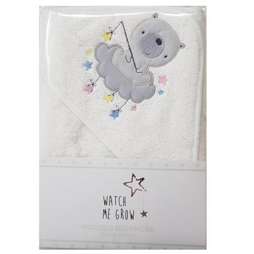 OKRYCIE KĄPIELOWE NIEMOWLĘCE Ręcznik z kapturem