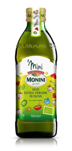 Monini IL Mini bio oliwa z oliwek 500ml