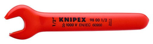 "Knipex 98 00 1/2"" Klucz płaski VDE"