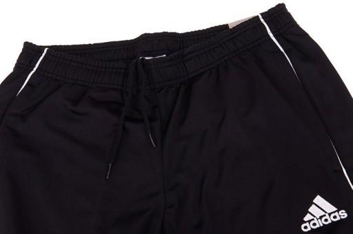 ADIDAS SPODNIE DRESOWE DRESY MĘSKIE CORE 18 r L 10471806029 Odzież Męska Spodnie JQ MKFRJQ-8