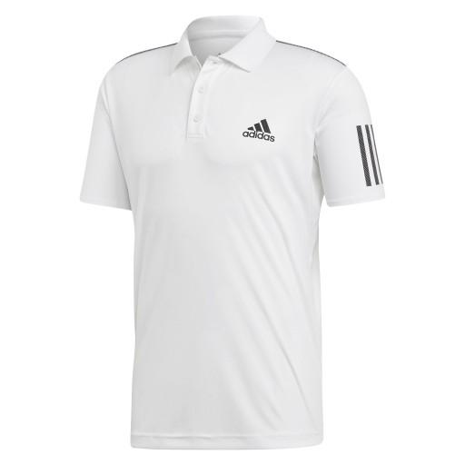 Koszulka męska Adidas Polo 3-Stripes Club r.S