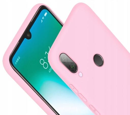 Etui Matt Case Do Xiaomi Redmi Note 7 7 Pro 9h 7915323469 Sklep Internetowy Agd Rtv Telefony Laptopy Allegro Pl
