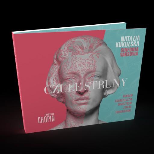 """N. Kukulska """"Czułe struny"""" CD autograf"""