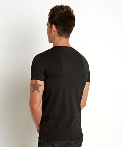 M11 DIESEL Mohican Randal męski t-shirt M 9742090043 Odzież Męska T-shirty HW HNPVHW-7