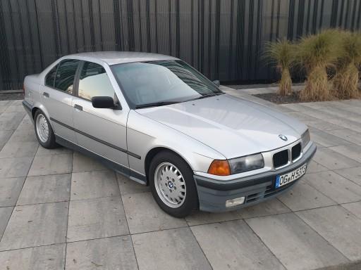 BMW Seria 3 E36 1991