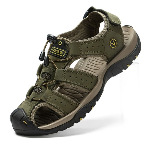 Men's Beach Shoes Sandals Sporting Summer 10466338490 Obuwie Męskie Męskie VM QXQAVM-7