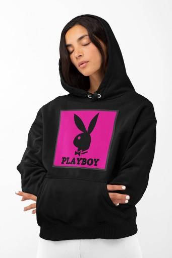 Bluza Z Naszywka Playboy R M 9433639321 Allegro Pl