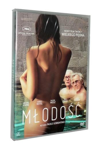 DVD - MŁODOŚĆ(2015)- M.Caine nowa folia, lektor