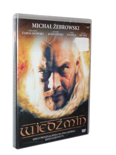 DVD - WIEDŹMIN (2001) - D.Olbrychski, nowa folia